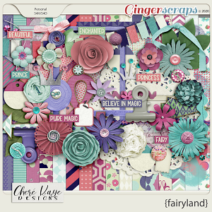 Fairyland by Chere Kaye Designs