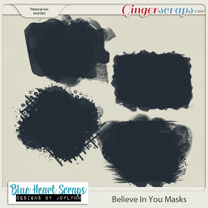 Believe in You Mask Pack