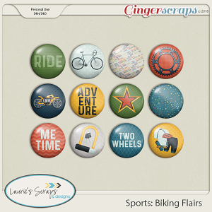 Sports: Biking Flairs