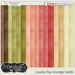 Lovely Day Grungy Solids