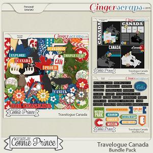 Travelogue Canada  - Bundle Pack