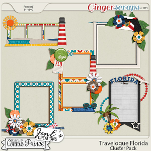 Travelogue Florida - Cluster Pack