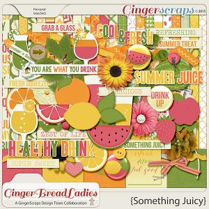 GingerBread Ladies Collab: Something Juicy
