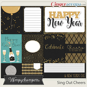 Sing Out Cheers Cards