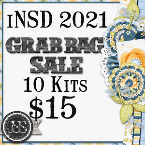 Build Your Own Grab Bag Kits iNSD 2021  by Just So Scrappy