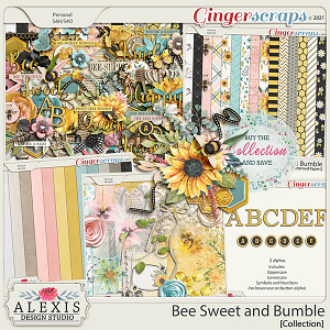 Bee Sweet and Bumble - Collection