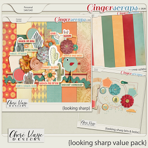 Looking Sharp Value Pack by Chere Kaye Designs