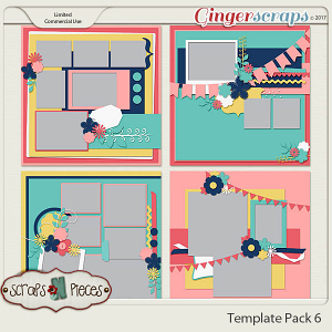 Template Pack 6