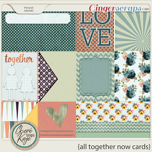 All Together Now Cards by Chere Kaye Designs