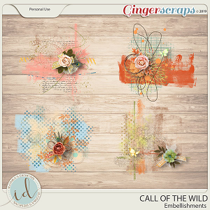 Call Of The Wild Accents by Ilonka's Designs