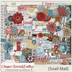 GingerBread Ladies Collab: Snail Mail