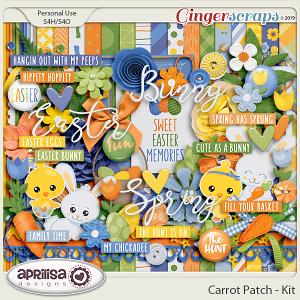 Carrot Patch - Kit by Aprilisa Designs