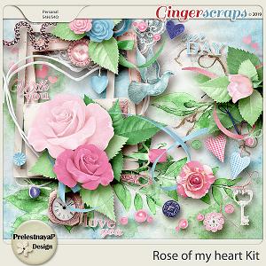 Rose of my heart Kit