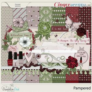 Pampered by Dandelion Dust Designs