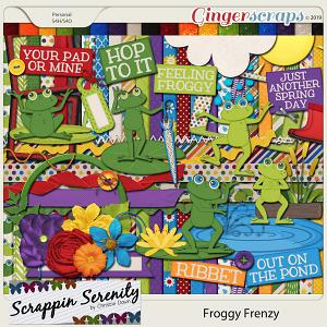 Froggy Frenzy