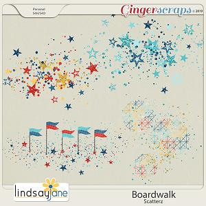 Boardwalk Scatterz by Lindsay Jane