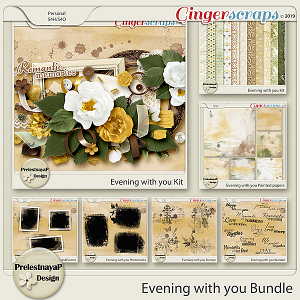 Evening with you Bundle