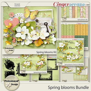 Spring blooms Bundle