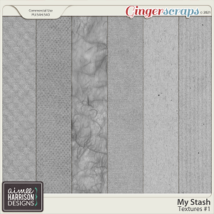 My Stash Textures #1 by Aimee Harrison