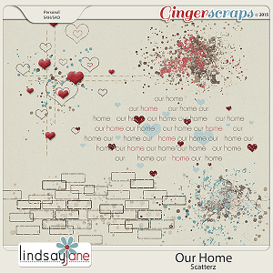 Our Home Scatterz by Lindsay Jane