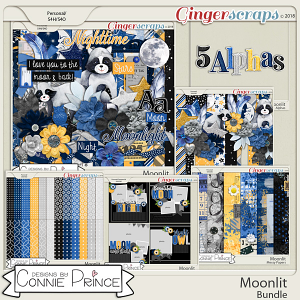Moonlit - Bundle by Connie Prince