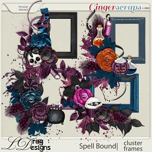 Spellbound: Cluster Frames by LDragDesigns
