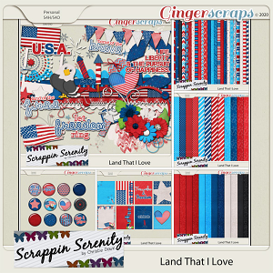 Land That I Love {The Bundle}