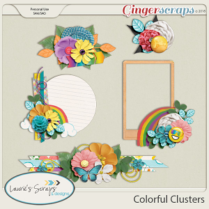 Colorful Clusters