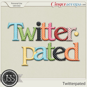Twitterpated Alphabets