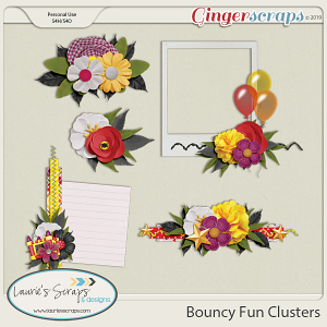 Bouncy Fun Clusters