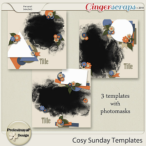 Cosy Sunday Templates