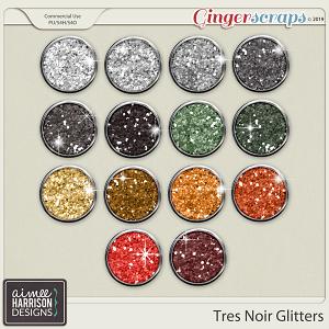 Très Noir Glitters by Aimee Harrison
