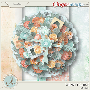 We Will Shine Minikit by Ilonka's Designs