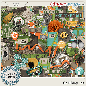 Go Hiking - Kit