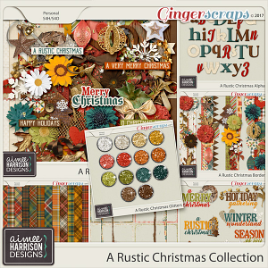 A Rustic Christmas Collection by Aimee Harrison