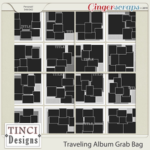 Traveling Album Grab Bag