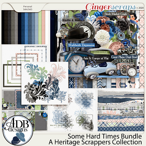 Some Hard Times Bundle by ADB Designs