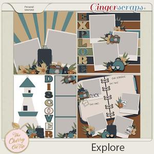 The Cherry On Top:  Explore Templates