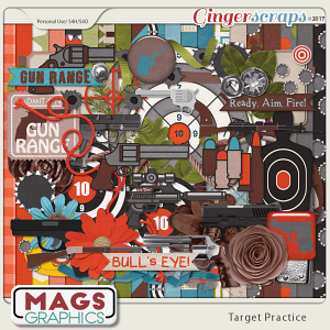 Target Practice KIT by MagsGraphics