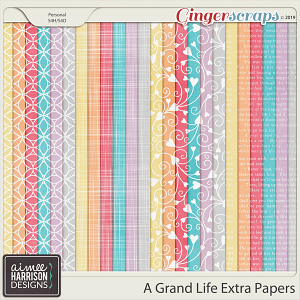 A Grand Life Extra Papers by Aimee Harrison