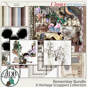 Remember Bundle by ADB Designs