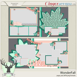 WonderFALL by Dear Friends Designs