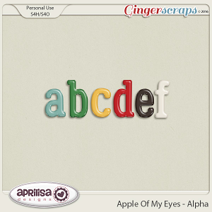 Apple Of My Eye - Alpha