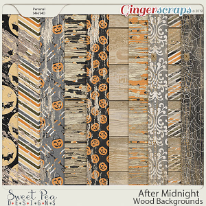 After Midnight Wood Backgrounds