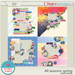 All seasons: spring - quick pages