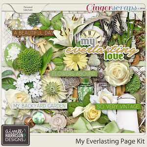 My Everlasting Page Kit by Aimee Harrison