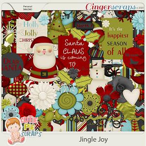 Jingle Joy Page Kit