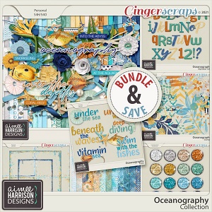 Oceanography Collection by Aimee Harrison