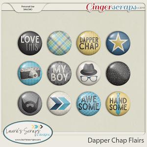 Dapper Chap Flairs