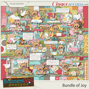 Bundle of Joy by BoomersGirl Designs